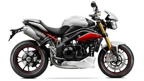 Triumph odświeża Speed Triple R