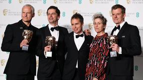 """BAFTA 2018: """"Trzy billboardy za Ebbing, Missouri"""" zwycięzcą"""