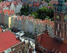 Nowy hotel powstanie w Gdańsku w kamienicach przy ul. Długi Targ 1-10