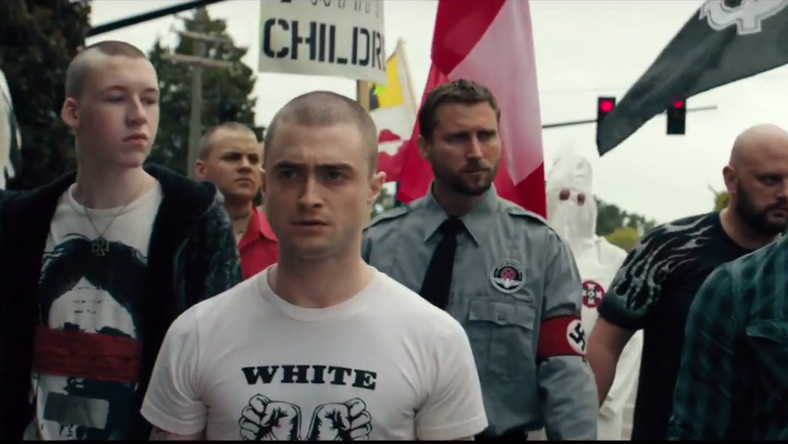 "Daniel Radcliffe w filmie ""Imperium"""