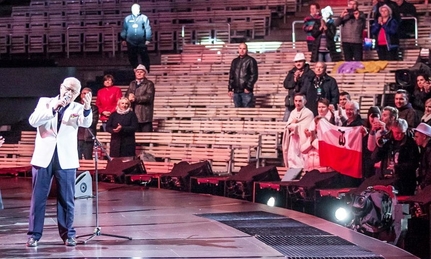 Benefis Jana Pietrzaka w Opolu