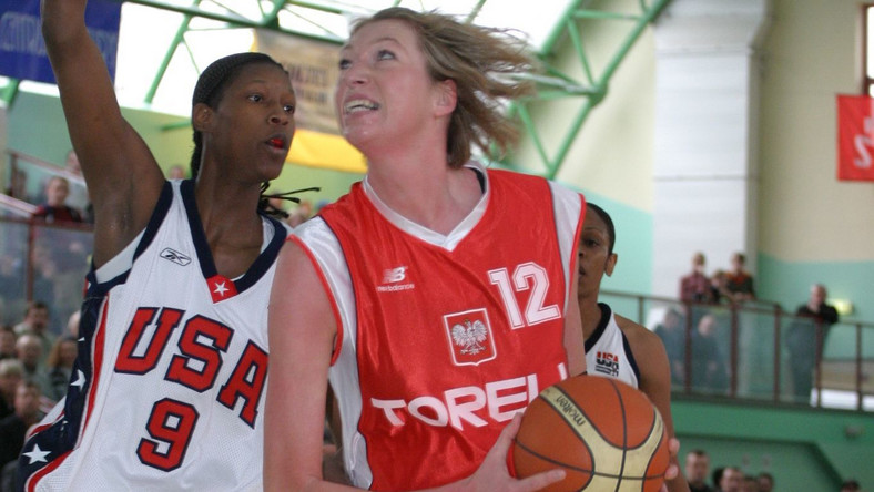 Koszykarka Basketu Gdynia zagra w ME