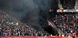 Kibice w szpitalu po meczu PSV - Ajax. Mogli udusić się. WIDEO
