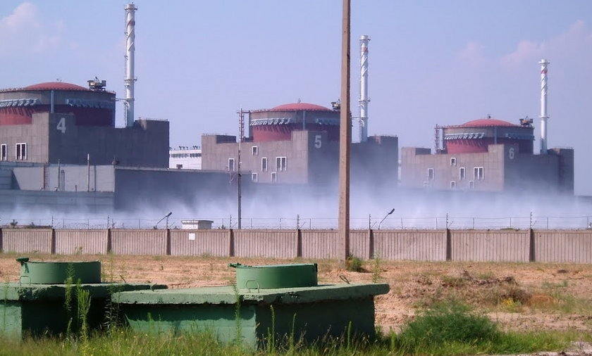 elektrownia atomowa na zaporożu