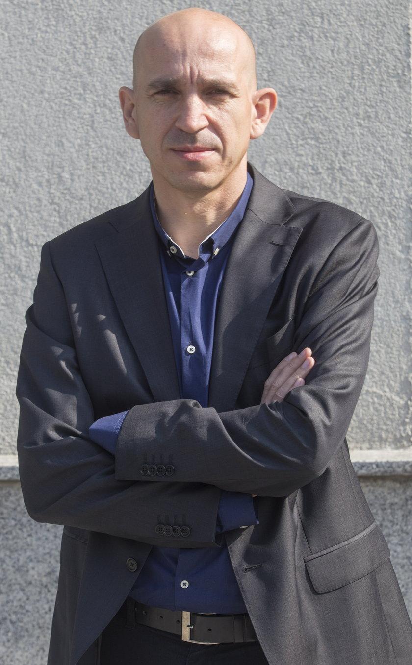 Tomasz Głogowski, rzecznik PGG