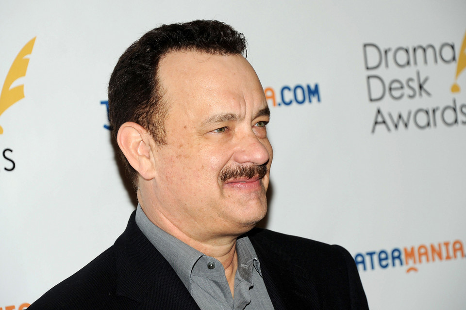 3. Tom Hanks (fot. Getty Images)