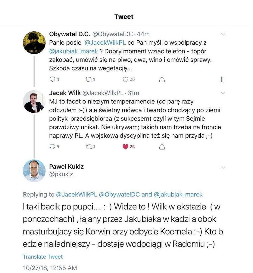 Paweł Kukiz: utraciłem kontrolę nad swoim kontem