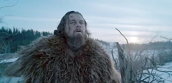 Leonardo Dikaprio u filmu