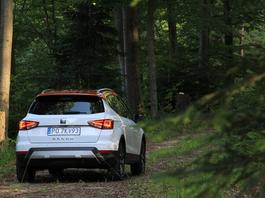 Seat Arona 1.0 EcoTSI 115 KM – szaleństwa nie stwierdzono – TEST