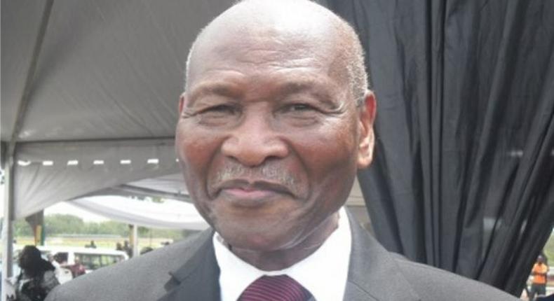 Sam Okudzeto , Former President of the Ghana Bar Association