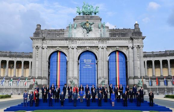 Projekat razdvojio Nemačku od drugih zapadnih država - članice NATO uoči samita