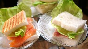 Skąd się wzięła słynna włoska kanapka tramezzino?