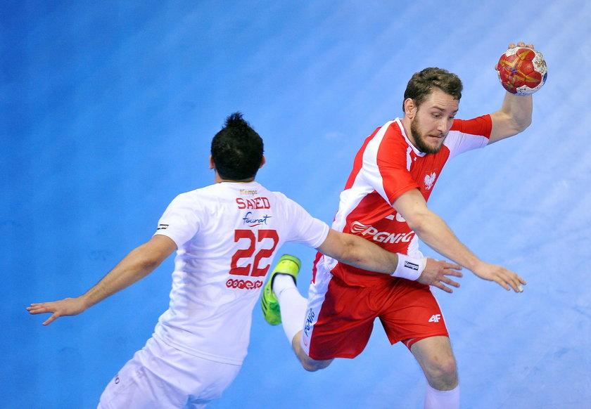 Polska znalazła się w grupie B z Tunezją, Brazylią i Hiszpanią.