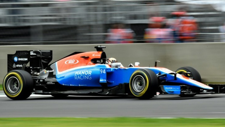 Manor picked up the wooden spoon last season after finishing 11th in the constructors' championship