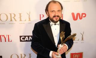 Arkadiusz Jakubik. Aktor z korbą napędową