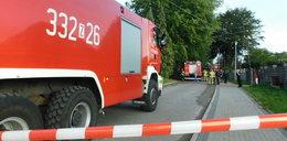 Tragiczny pożar domu w Konikowie. Nie żyją dwie osoby