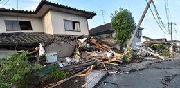 Potężne trzęsienie ziemi w Japonii. Co najmniej 19 osób nie żyje