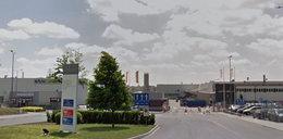 Golas na terenie łódzkiej fabryki. Zażądał spotkania z dyrekcją...