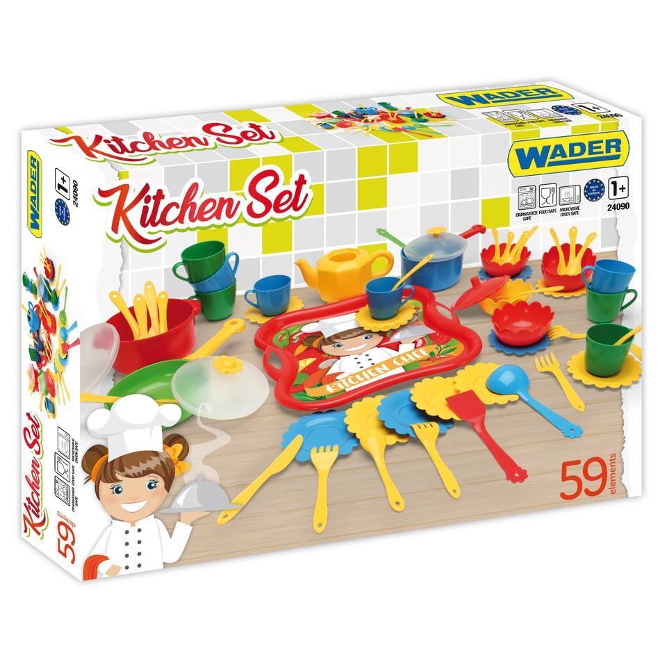 Prezenty dla dzieci na miko aja i bo e narodzenie 2017 for Kitchen set zabawka