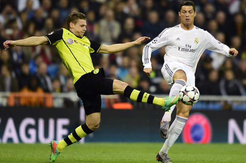 Robert Lewandowski nie zagra z Niemcami