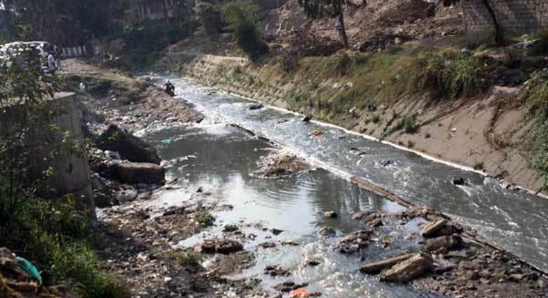 CS Chelugui reveals over 4,000 toxic chemicals in Nairobi River