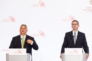 Rozpoczęło się spotkanie robocze premierów Polski i Węgier