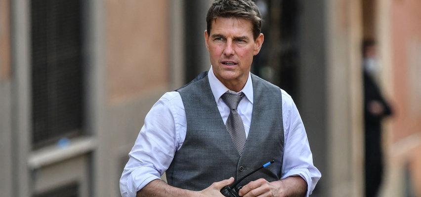 Tom Cruise okradziony! Samochód odzyskał, bielizna przepadła