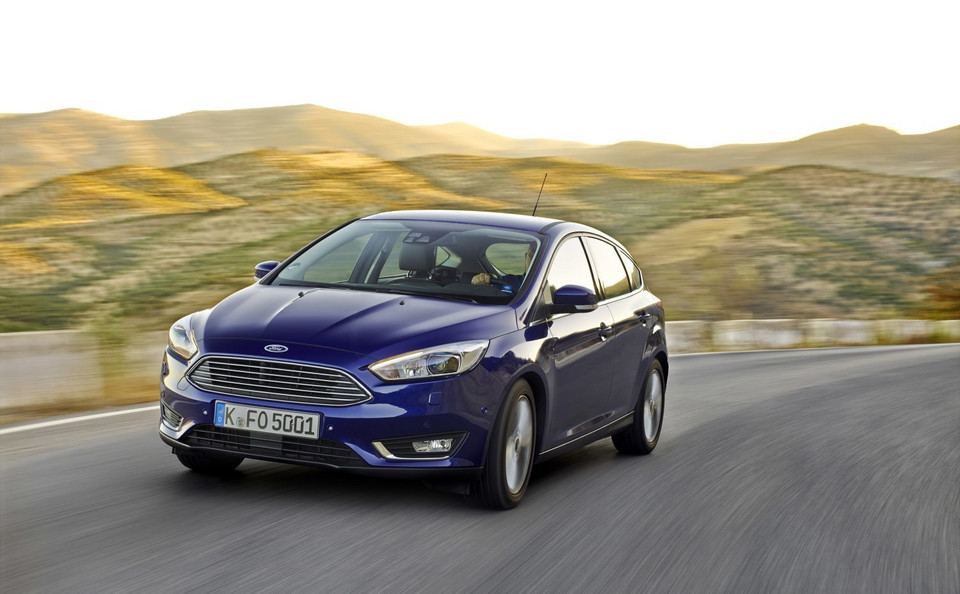 Nowy Ford Focus 57,9 tys. zł