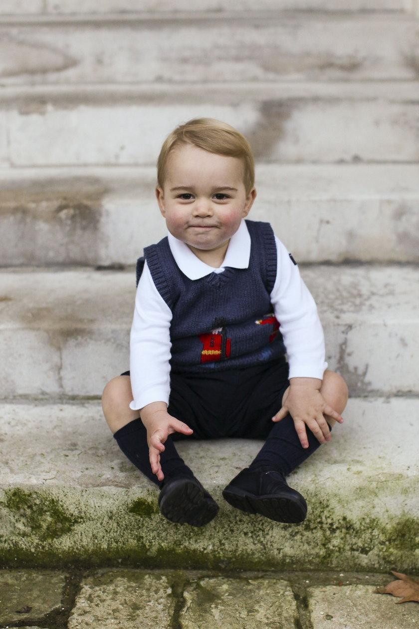 Mały książę George