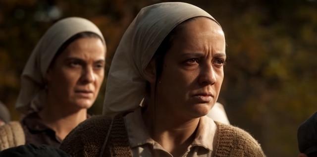 """Sandra Ljubojević - film """"Dara iz Jasenovca"""""""