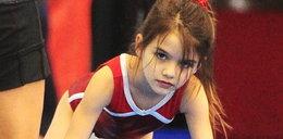 Córka Katie Holmes zostanie aktrobatką?