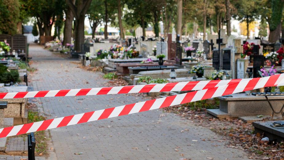 Przez trzy dni cmentarze będą zamknięte