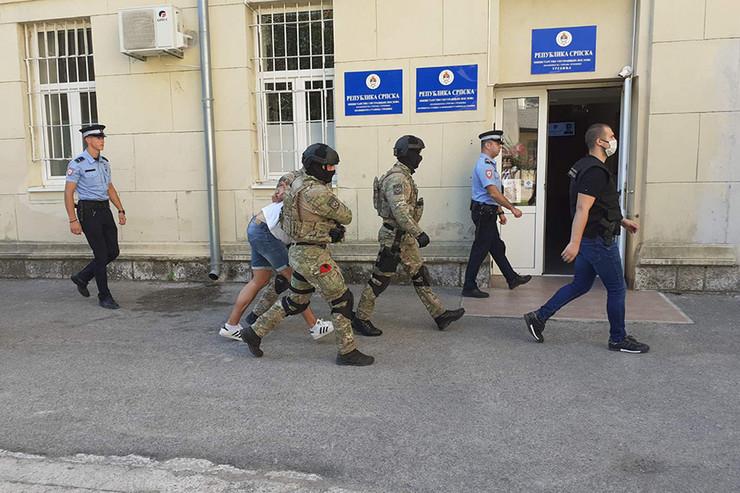 Policija MUP RS akcija-trag-trebinje-2