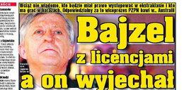 Bajzel z licencjami