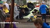 Koszmarny wypadek w parku rozrywki. 11 osób rannych, w tym 9 dzieci