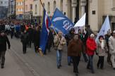 Protest sindikati Banjaluka