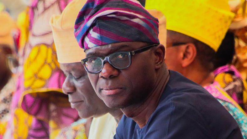 Sanwo-Olu congratulates Lyon, Bello on elections victory [Twitter/@Femigbaja]