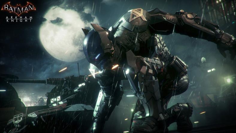 Batman: Arkhak Knight
