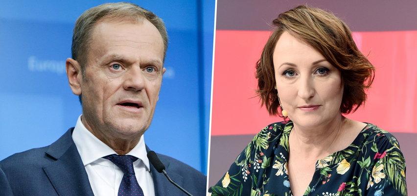 Burzyńska o wyborach w PO. Z pewnością nie tak miał wyglądać dzień triumfu Tuska [ANALIZA]