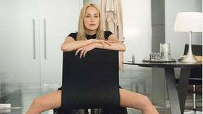 """Sharon Stone w """"Nagim instynkcie 2"""""""