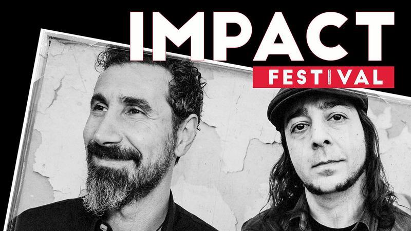 Impact Festival 2017: System of A Down gwiazdą imprezy