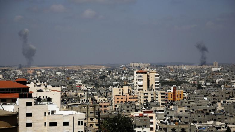 Kolejny rozejm w Strefie Gazy między Izraelem a Hamasem