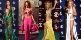 Te gwiazdy nie mają wstydu! Najgorsze suknie na Grammy