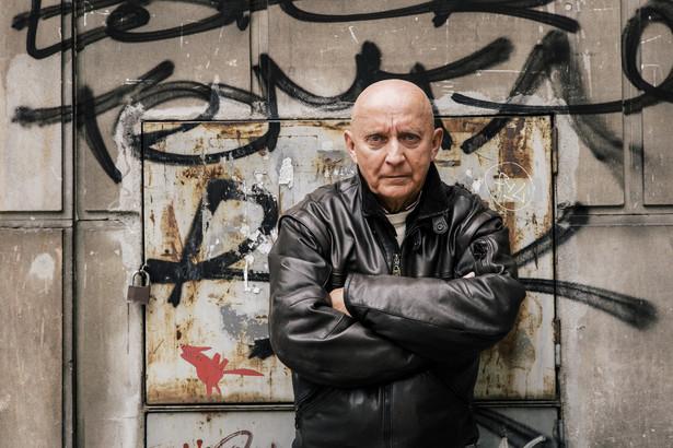 Jerzy Dziewulski. Fot. Maksymilian Rigamonti
