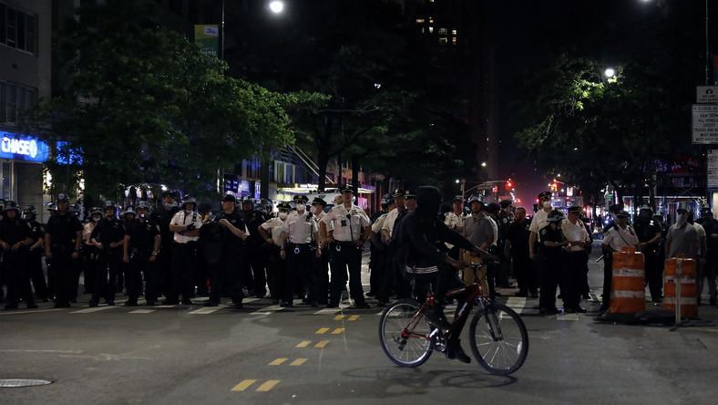 Uliczne protesty