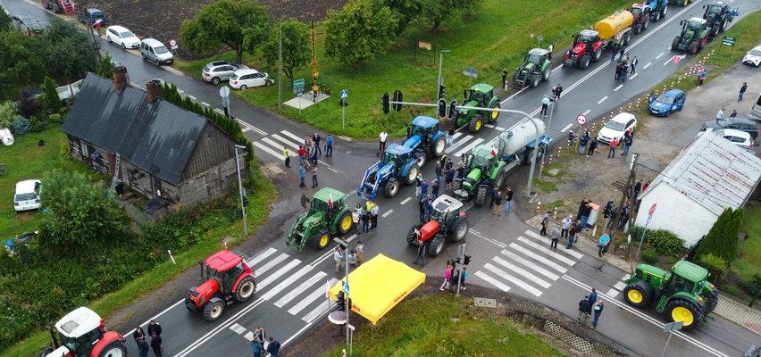 To już nie przelewki. Zdesperowani rolnicy zapowiadają paraliż całego kraju! Zablokują Polskę