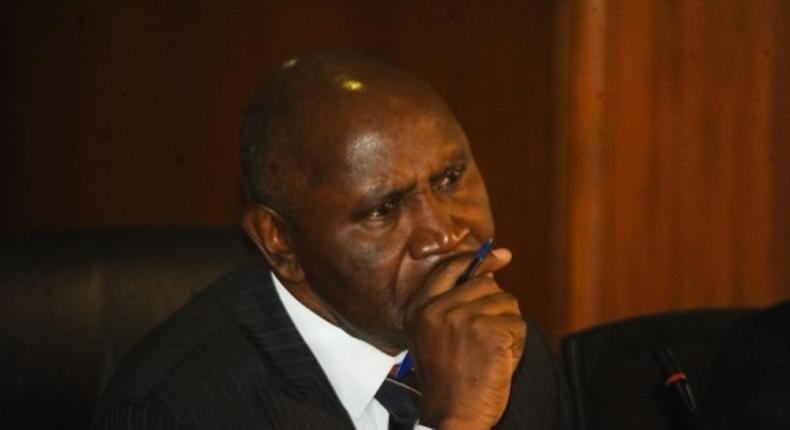 Auditor-General Edward Ouko