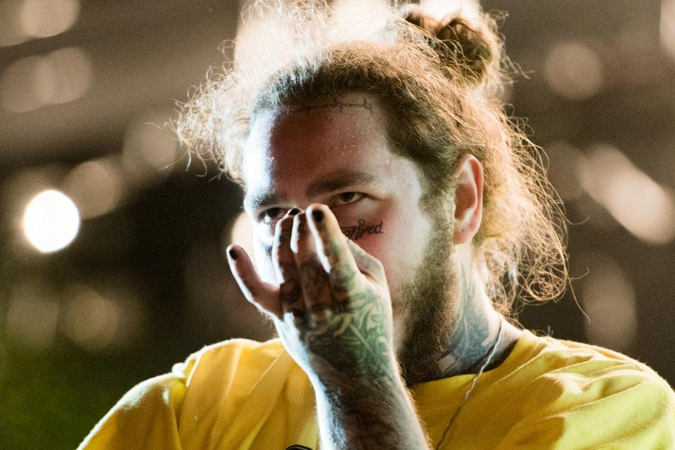 Open'er 2018: Post Malone