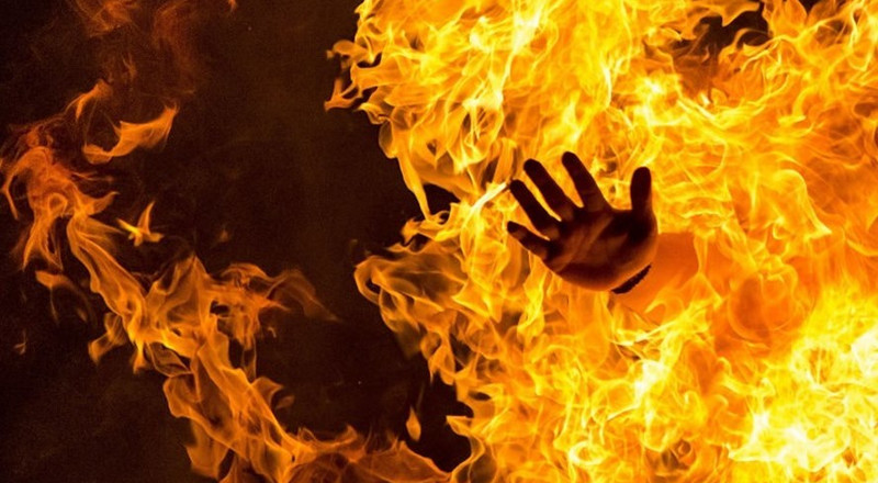 Love goes sour in Nakuru as police officer sets two sisters on fire
