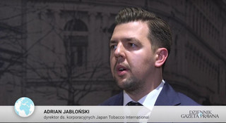 Jabłoński : Polska ma już negatywne doświadczenia z podwyżkami akcyzy o 10 procent